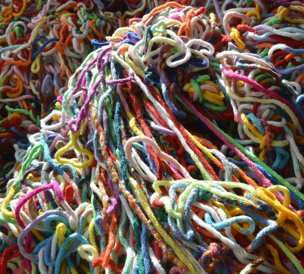 Photo of wool
