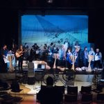 The Sea Folk Sing 2019 choir performing at The Glassbox Theatre, Gillingham. Photo by Hope Fitzgerald
