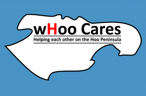 Logo for wHoo Cares