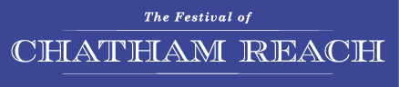 logo for The Festival of Chatham Reach